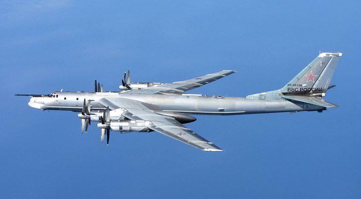 طائرة تجسس روسية فوق الأراضي الأميركية