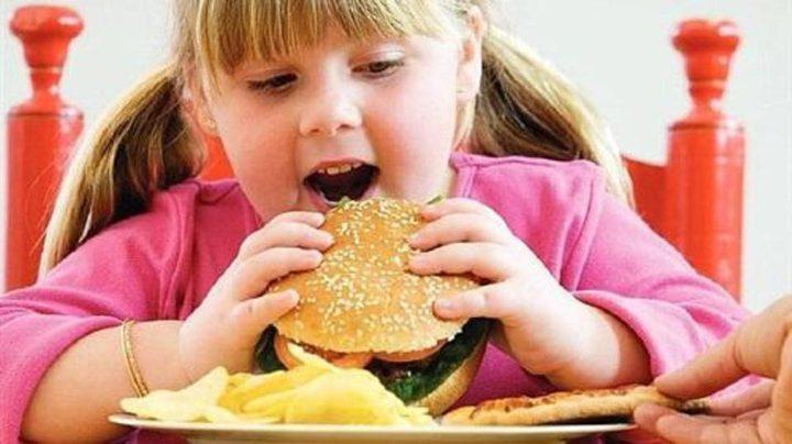 دراسة: معظم الأهالي لا يدركون معاناة أطفالهم من السمنة