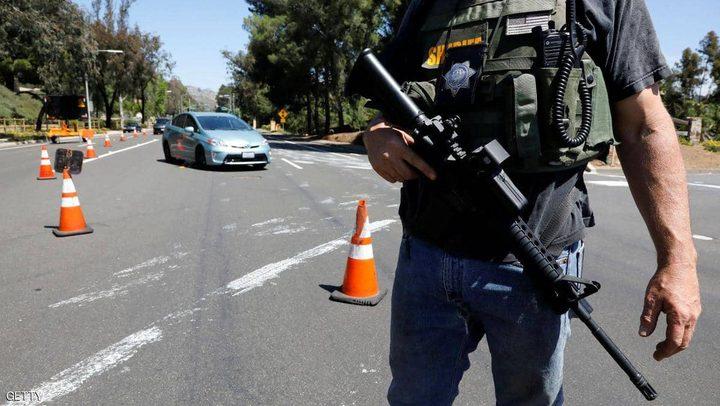 قتيل وثلاثة جرحى بإطلاق نار في كنيس بكاليفورنيا