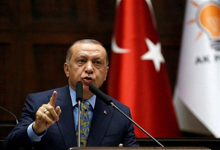 أردوغان: إسرائيل تتطاول على حرمة القدس