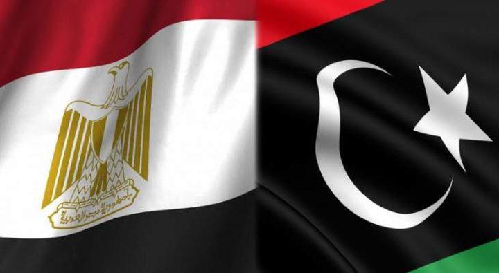 السلطات المصرية تغلق حدودها مع ليبيا