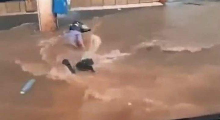 فيضانات كندا تهدد سكان مقاطعتي كيبيك ونيو برونسويك