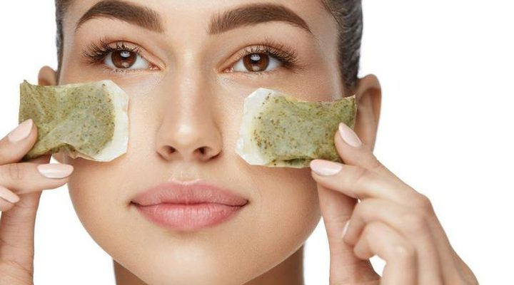 استخدامات مختلفة لأكياس الشاي لجمال بشرتك وشعرك