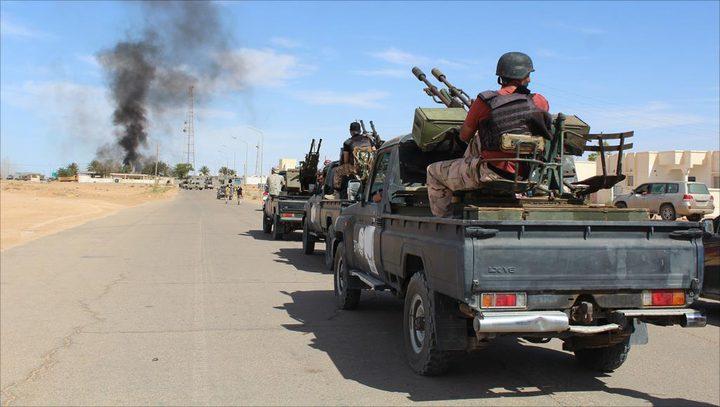 حكومة الوفاق الليبية: لا وقف لإطلاق النار مع حفتر في طرابلس