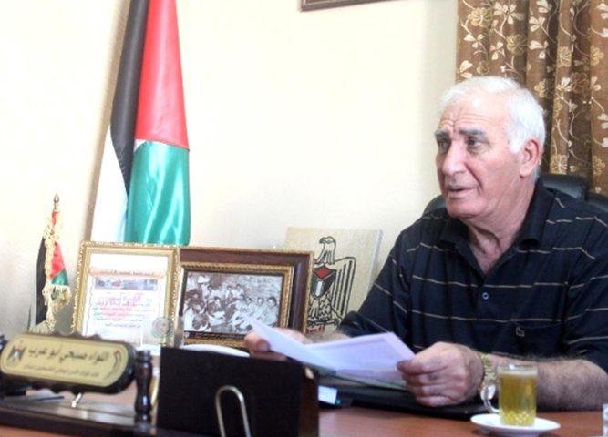أبو عرب: نُطالب بتسليم مُنفِّذ عملية اغتيال الشهيد محمد أبو الكل