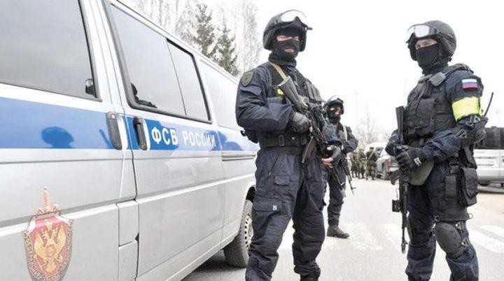 """روسيا.. القبض على خلية من """"داعش"""" في ضواحي موسكو"""