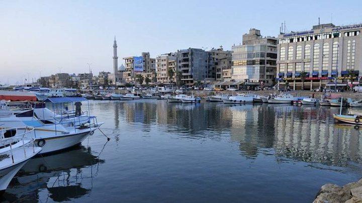 دمشق: مرفأ طرطوس سوري ستديره دولة عظمى صديقة