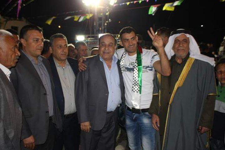 الاحتلال يهدد بهدم منزل الأسير المحرر  غوادرة اذا لم يسلم نفسه