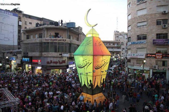 المجلس التنفيذي لمحافظة رام الله والبيرة يقر خطة الشهر الفضيل