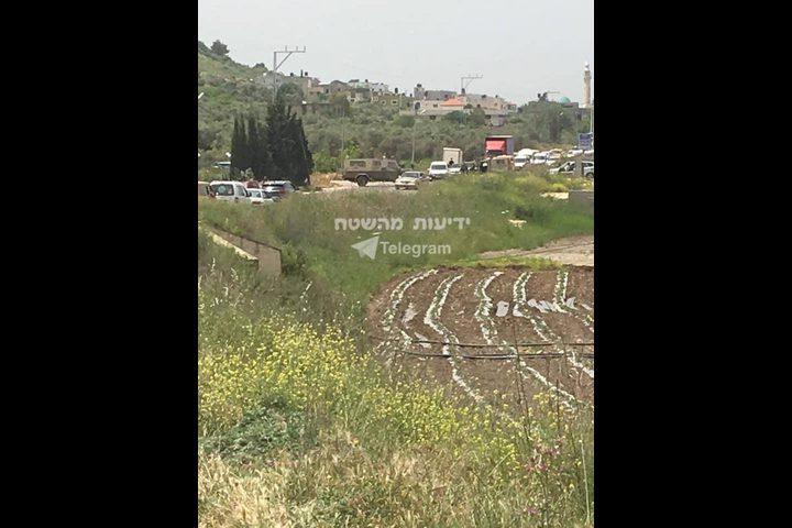 الاحتلال يقتحم بلدة قباطية