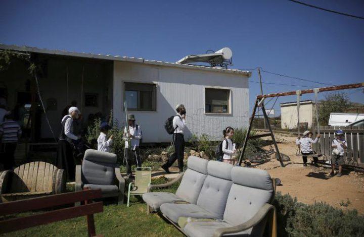 """الاحتلال يسمح لمستوطنين بدخول بؤرة """"عمونا"""" المخلاة"""