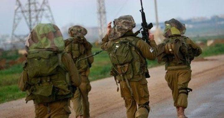 إصابة شاب برصاص الاحتلال جنوب جنين