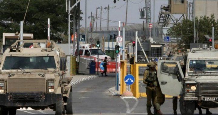 الاحتلال يحدد وقت دخول وخروج اهالي شمال رام الله