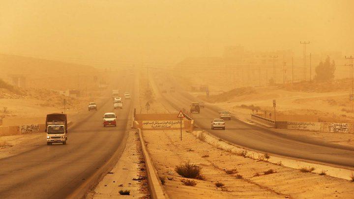 العراق.. مقتل وإصابة مواطنين نتيجة عواصف ترابية