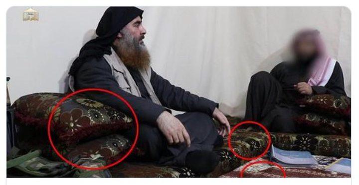 """دلالات قد تكشف مكان اختباء زعيم """"داعش"""""""