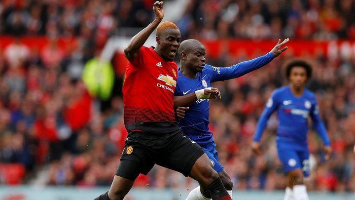 مدافع مانشستر يونايتد يغيب عن كأس أمم إفريقيا 2019