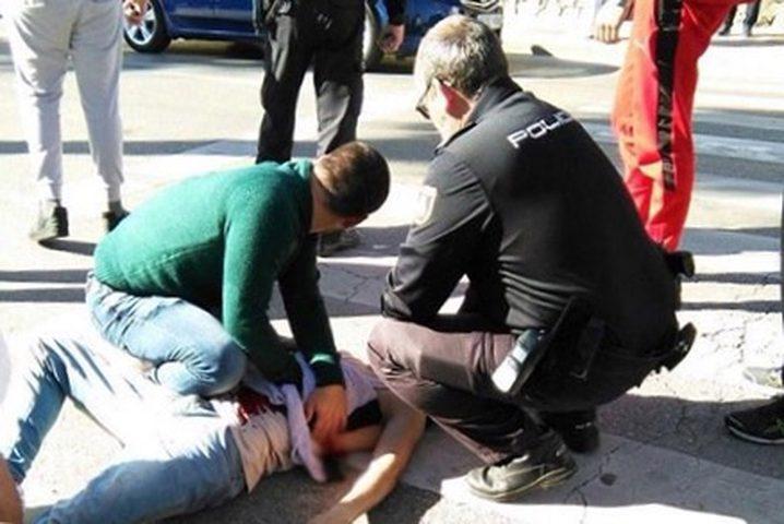 جريمة قتل بشعة بعد شجار دموي