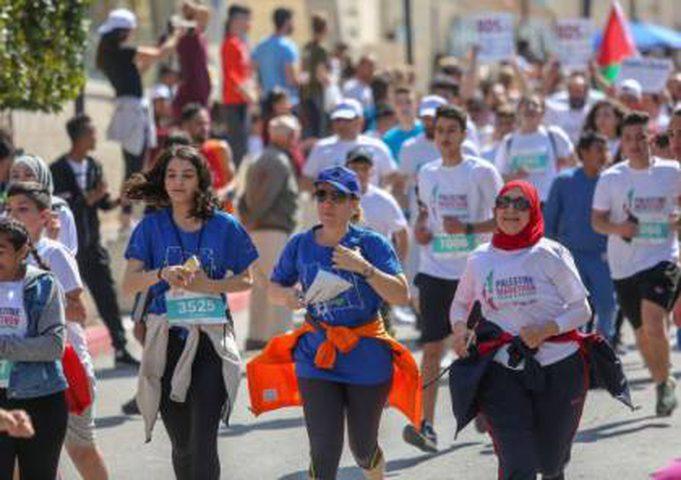 """مبادرة دولية تضامنية للركض في مناطق """"جدار الضم"""" في جنين"""