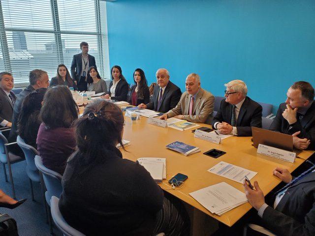 دبلوماسيون جدد يلتحقون لبعثة فلسطين لدى الأمم المتحدة