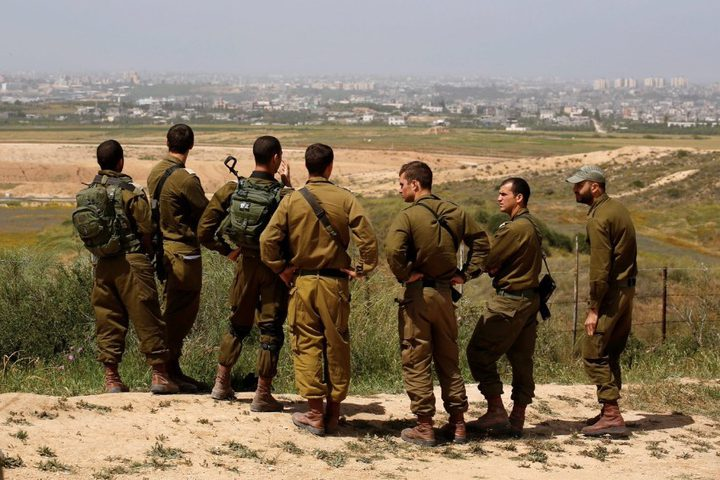 الاحتلال يُصدر تعليمات جديدة لجنوده بغلاف غزة