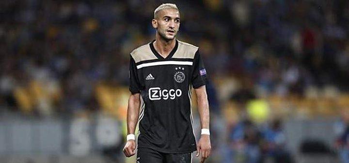 زياش يقتحم أولويات ريال مدريد