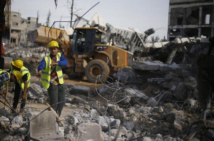300 ألف عامل معطّل عن العمل في غزة