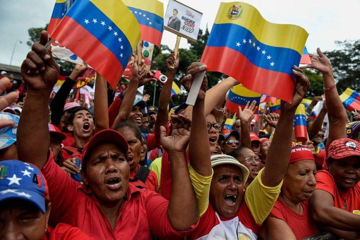 بومبيو للافروف: روسيا تزعزع استقرار فنزويلا