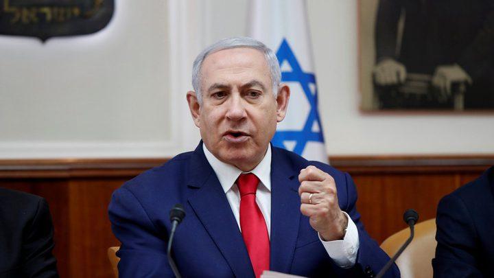 نتنياهو يواصل مساعيه لتشكيل الائتلاف الحكومي