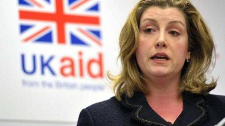 تعيين وزيرة التنمية الدولية بيني موردوت وزيراً لدفاع بريطانيا