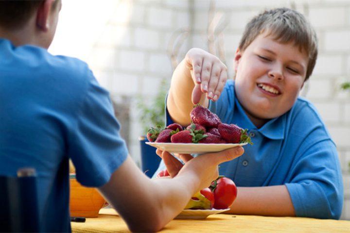 الأطفال أصحاب الوزن الزائد أكثر عرضة لدخول المستشفيات