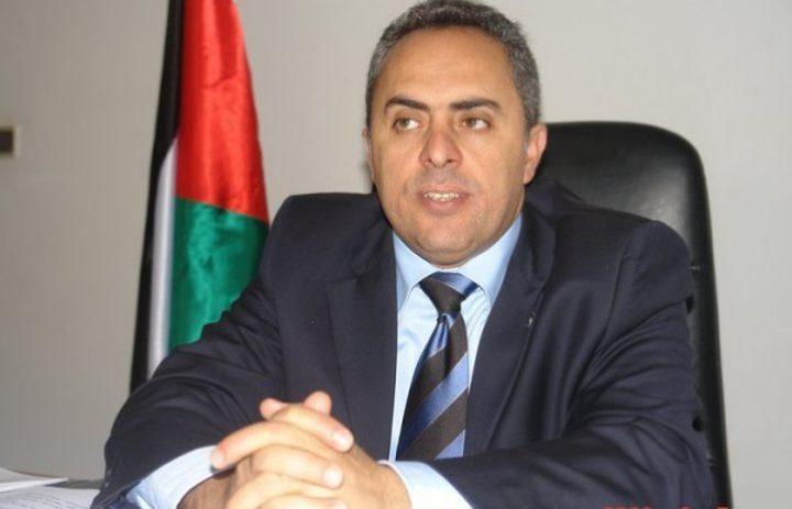 السفير الفرا: على الاتحاد الأوروبي لعب دور في العملية السياسية
