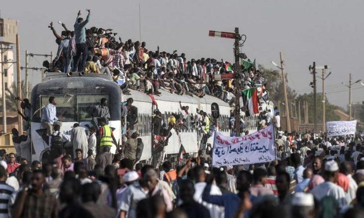 السودان: استعدادات للموكب المليوني