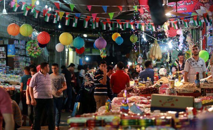 غزة تستقبل رمضان بأوضاع صعبة وأزمات خانقة