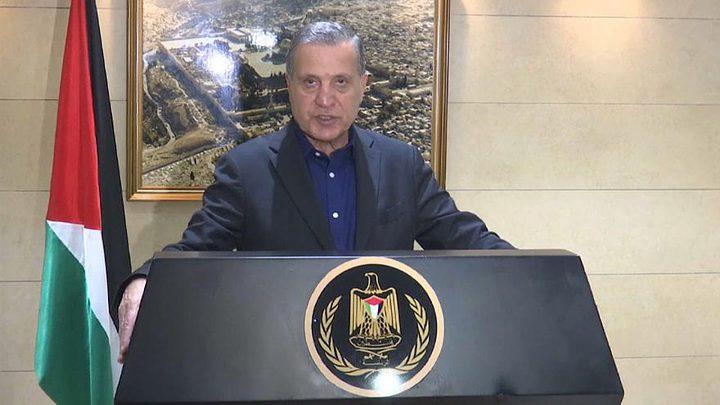 أبو ردينة: لن نحضر أي مؤتمر لا تكون الشرعية الدولية أساسه