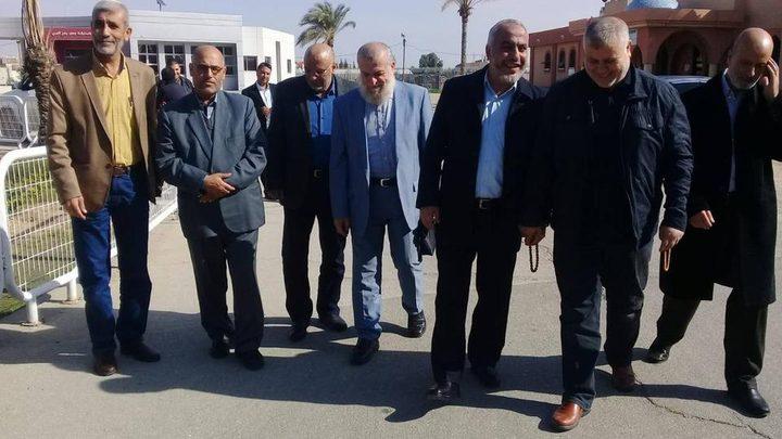 """وفدا حماس والجهاد بالقاهرة لبحث """"التهدئة"""" وملف المصالحة"""