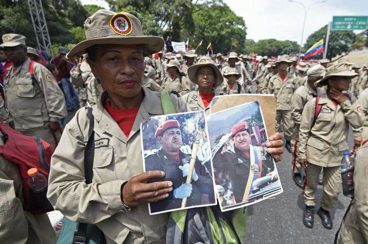 موسكو وواشنطن تتبادلات الاتهامات بتصعيد الصراع في فنزويلا