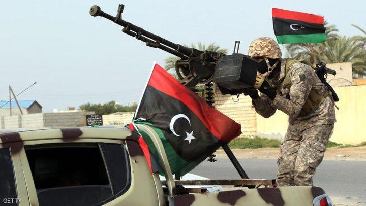 376 قتيلا حصيلة المعارك حول طرابلس خلال نيسان