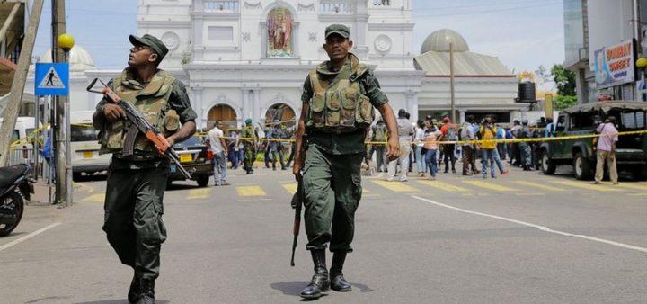 سريلانكا: إلغاء قداس الأحد بالكنائس خشية هجمات إرهابية