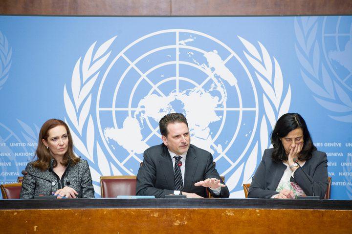 مشعشع: مؤتمر دولي للمانحين لبحث الأزمة المالية للأونروا