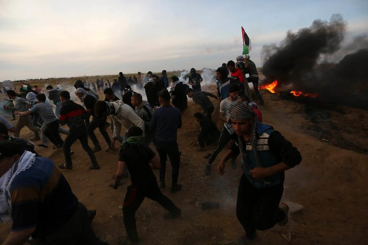حماس: سنزحف بمئات الآلاف إلى شرق غزة في ذكرى النكبة