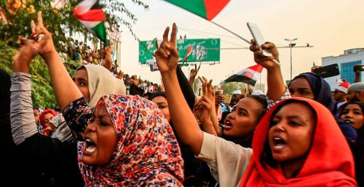 """المجلس العسكري يبدي موافقته على """"وثيقة الحرية والتغيير"""""""
