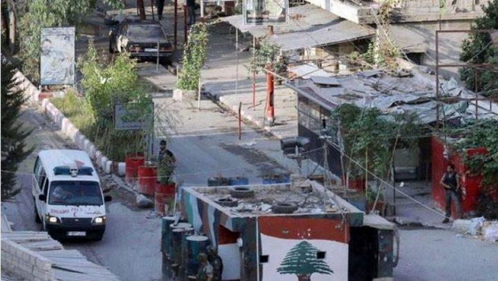 السعودية تقدم حصصا غذائية للاجئين الفلسطينيين في لبنان