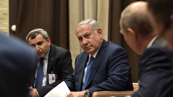 """اتحاد أحزاب اليمين يشترط على نتنياهو: """"فرض السيادة على الضفة"""""""