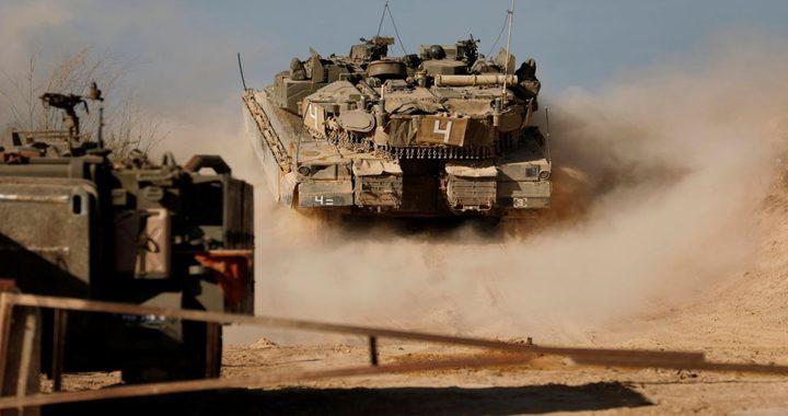 """""""كوخافي"""" يأمر قوات الاحتلال بدفع تعزيزات عسكرية شرق غزة"""
