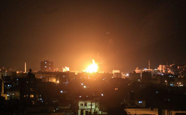 فضائية كان العبرية: الوضع في غزة الآن خطير جدا جدا