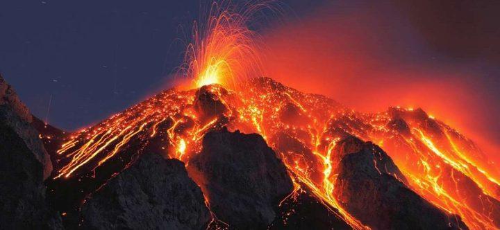 سقوط رجل في بركان بهاواي.. ولا يزال على قيد الحياة !