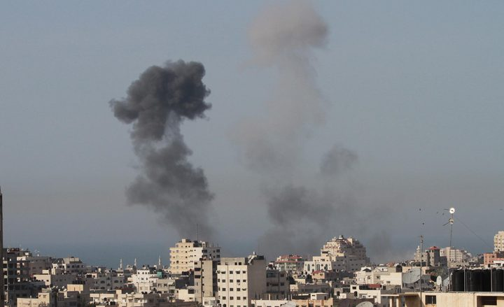 الاحتلال يزعم تدميره نفقاً شرق رفح جنوب قطاع غزة