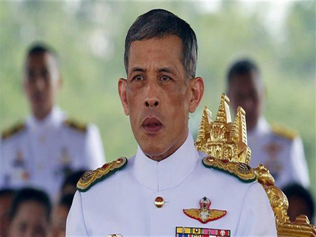 تاج ملك تايلاند.. 7.5 كيلوغرام من الذهب الصافي المرصع بالألماس