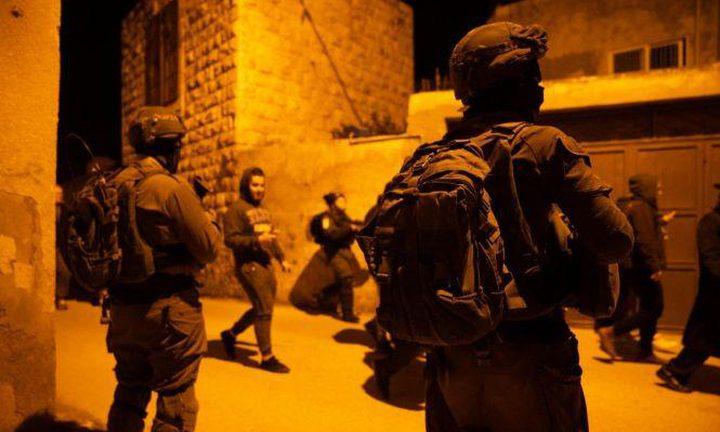 اعتقال مواطن من بيت لحم واقتحامات بالضفة