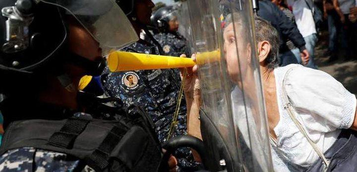 تقارير: مقتل 49 متظاهرا خلال احتجاجات فنزويلا منذ بداية عام 2019